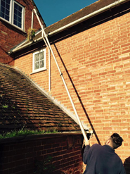 gutter cleaning Tunbridge Wells and Pembury